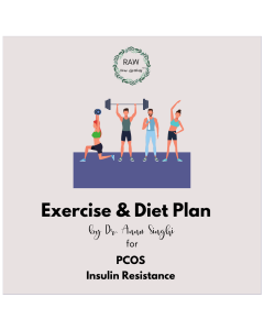 Exercise & Diet Plan by Dr. Annu Singhi