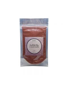 French Red Clay 100 gms