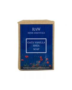 Oats Vanilla Shea Butter Soap 75 gms